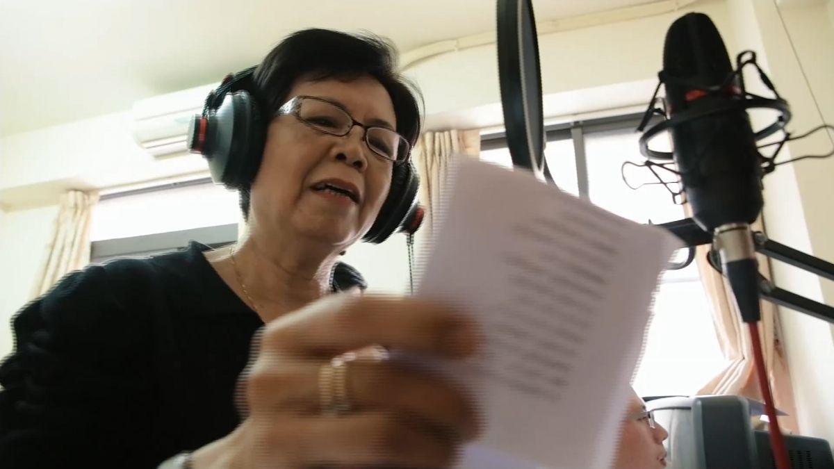 退休阿姨學饒舌 半年上手大學生驚呼:太厲害