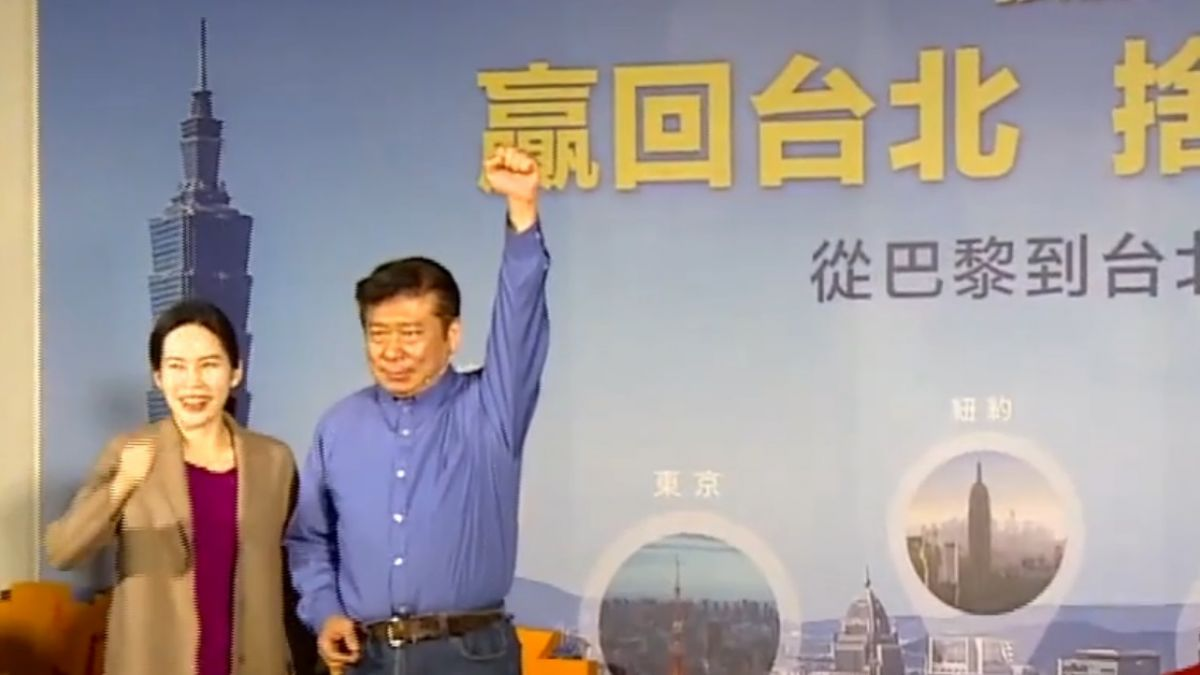 遭譏「失敗者聯盟」 吳敦義:有市長落選當上總統