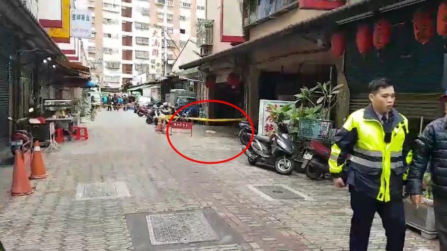 桃園驚傳爆裂物!粉色禮盒寫「內有炸彈」 民眾急報警