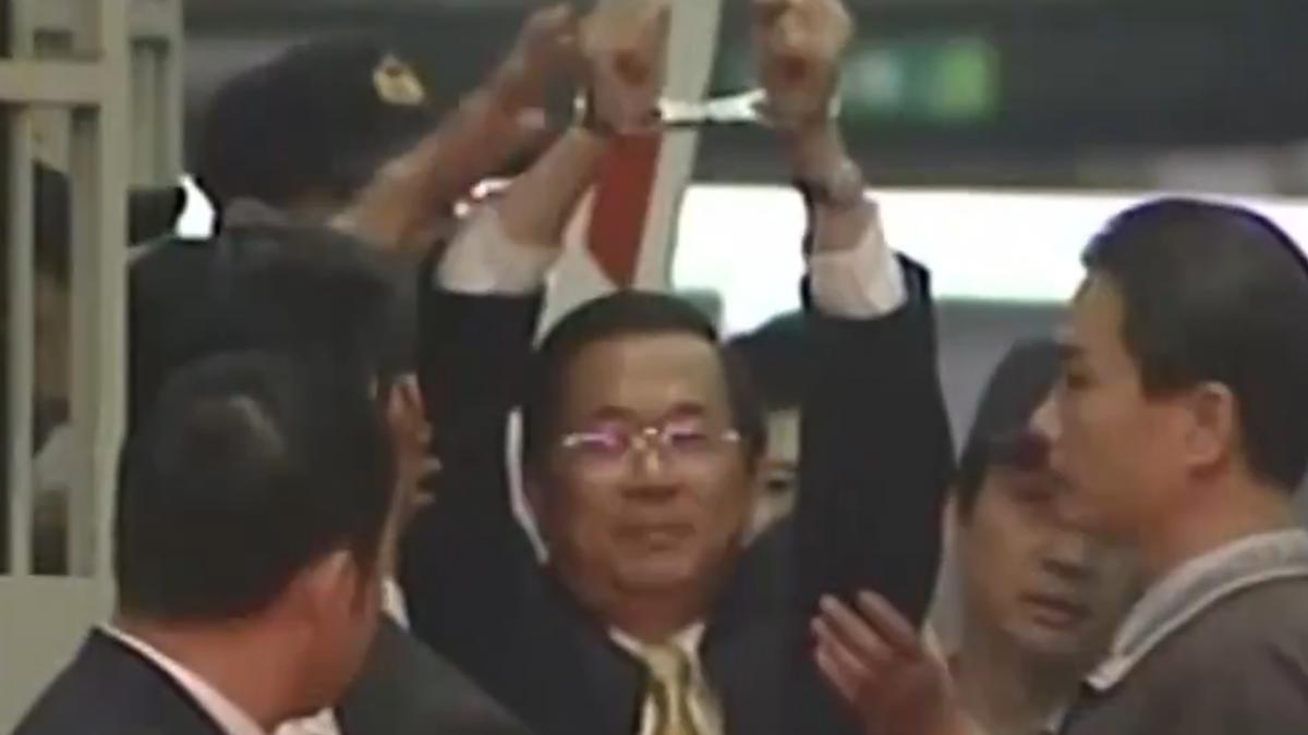 監委陳師孟上任首案 查司法人員「諷扁舞台劇」