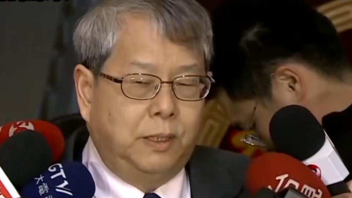 陳師孟監委首案 辦九年前「諷扁劇」舊案