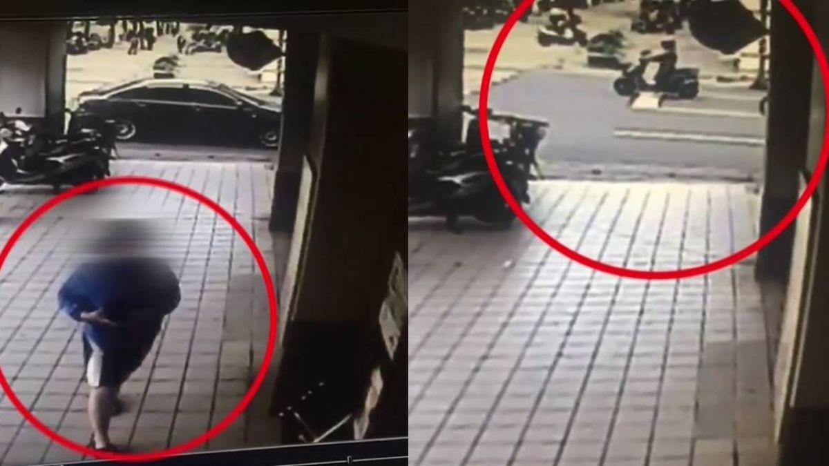 恐怖!媽媽停車購物未熄火 2幼女連人帶車遭擄走