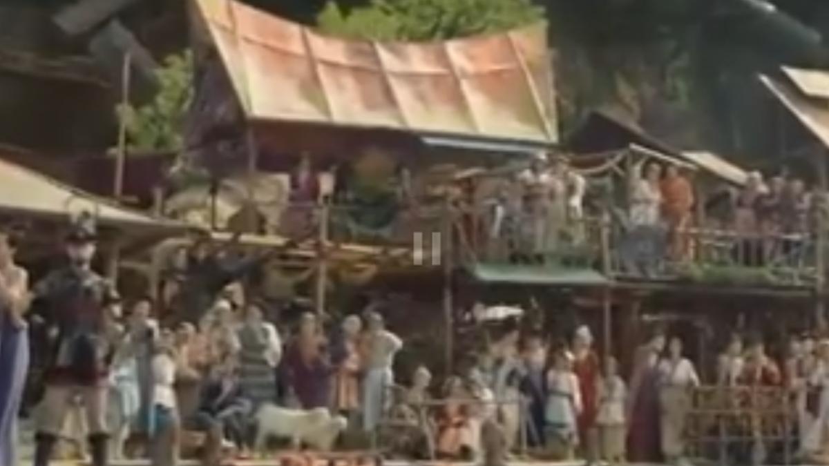 《西遊記女兒國》來台取景 私密景點在片中曝光
