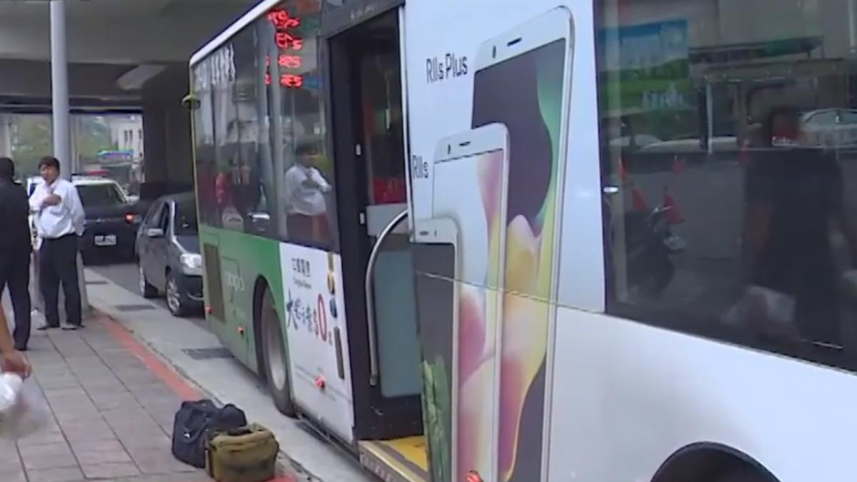 平均兩天就一件! 公車閃車急煞 乘客慘摔