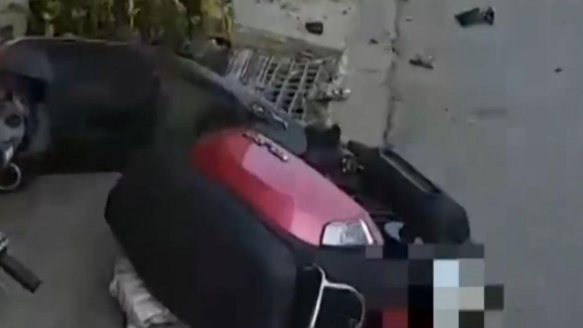 計程車疑未減速追撞 撞四機車七人傷