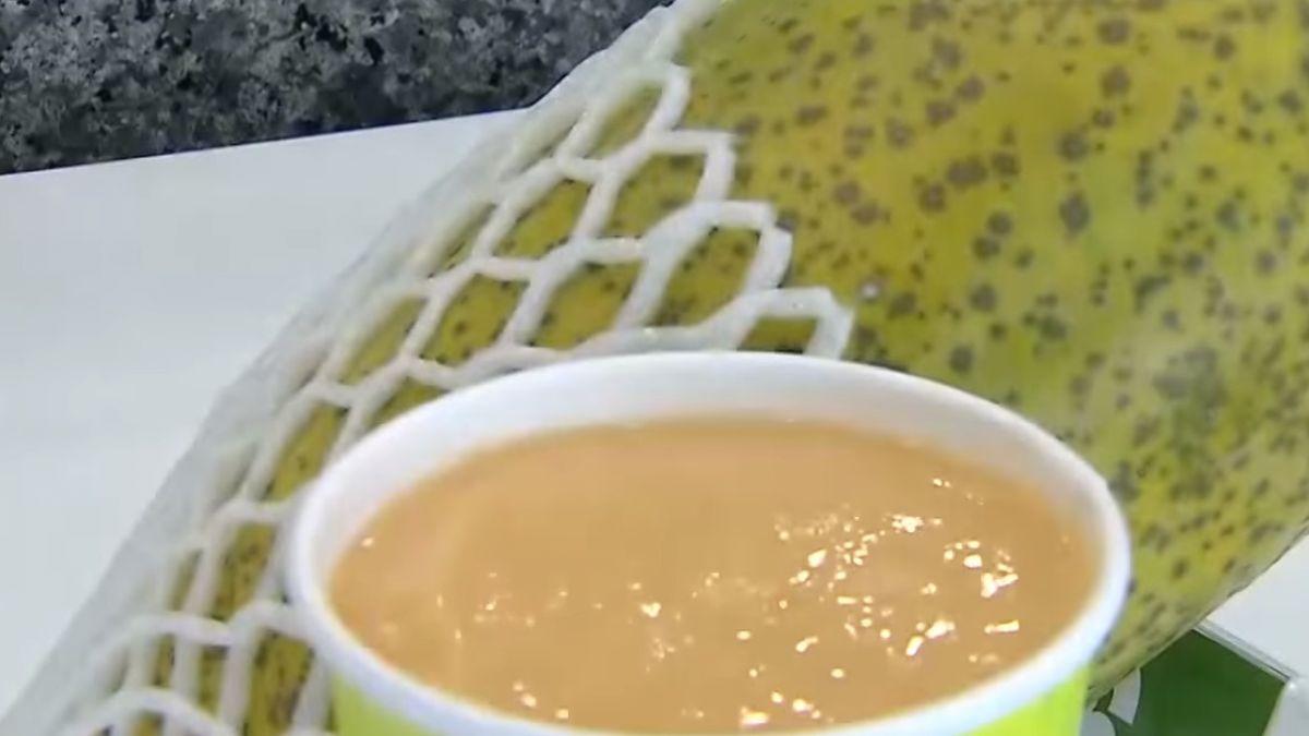 吃木瓜會引發黃疸? 營養師闢謠:假的!