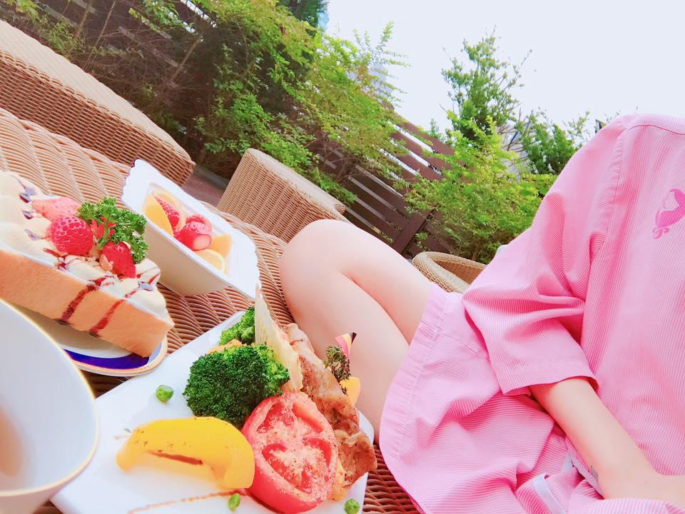 馮媛甄在安馨產後護理之家的月子餐