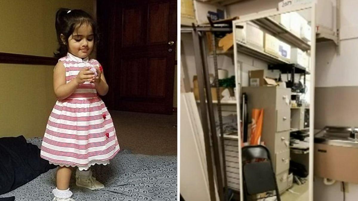 2歲女童鞋店試穿 鏡子從天而降砸爆後腦勺!表哥曝恐怖真相