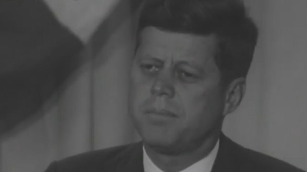 美最經典「第一家庭」 甘迺迪家庭美麗又哀愁
