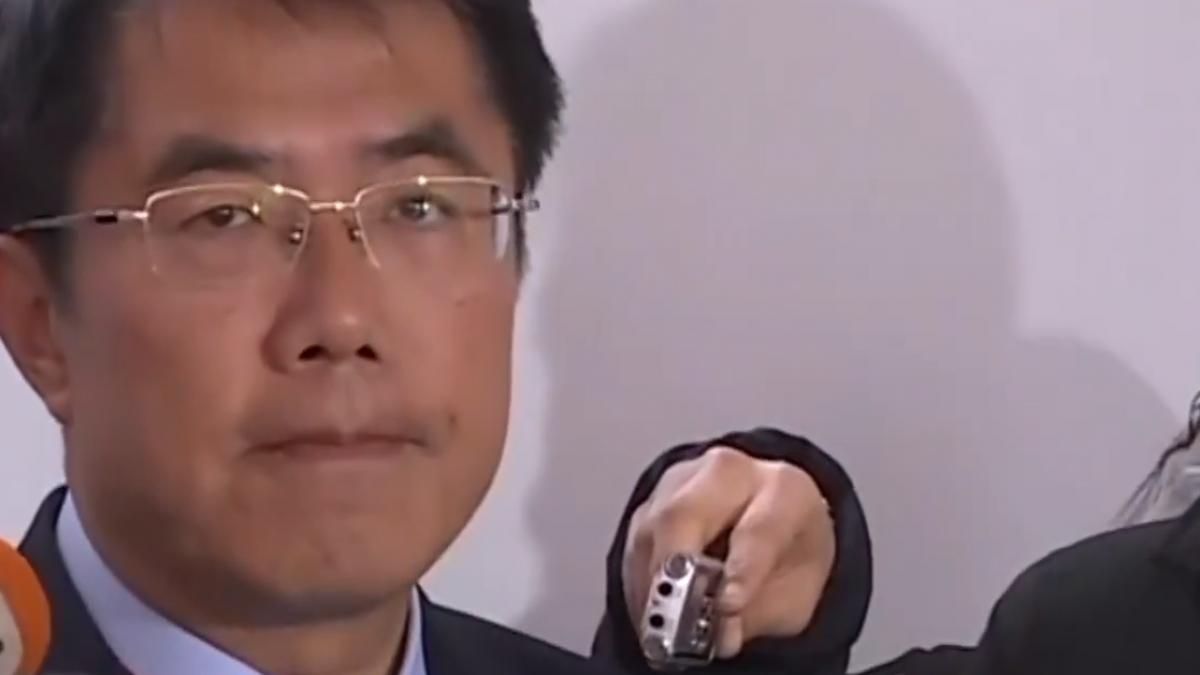 民進黨台南市民調出爐 黃偉哲壓倒性勝出