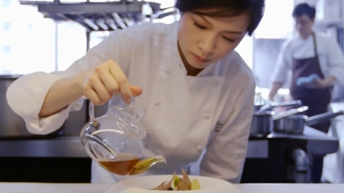 女廚神疲於宣傳! 亞洲50最佳餐廳「樂沐」年底停業