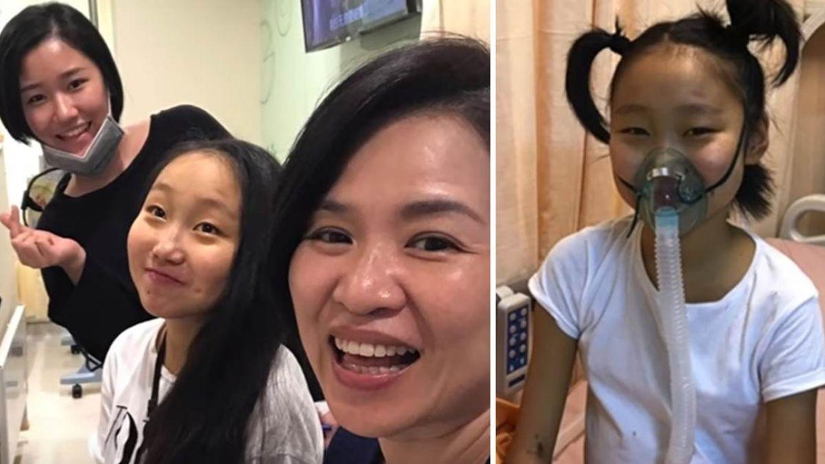 沒機會拍全家福…女兒14歲癌友化成灰!楊月娥悲慟心碎