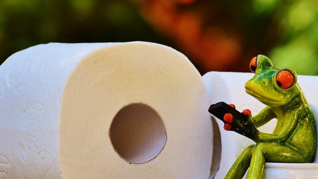 衛生紙搶購潮背後的陰謀?若揭發業者難自保