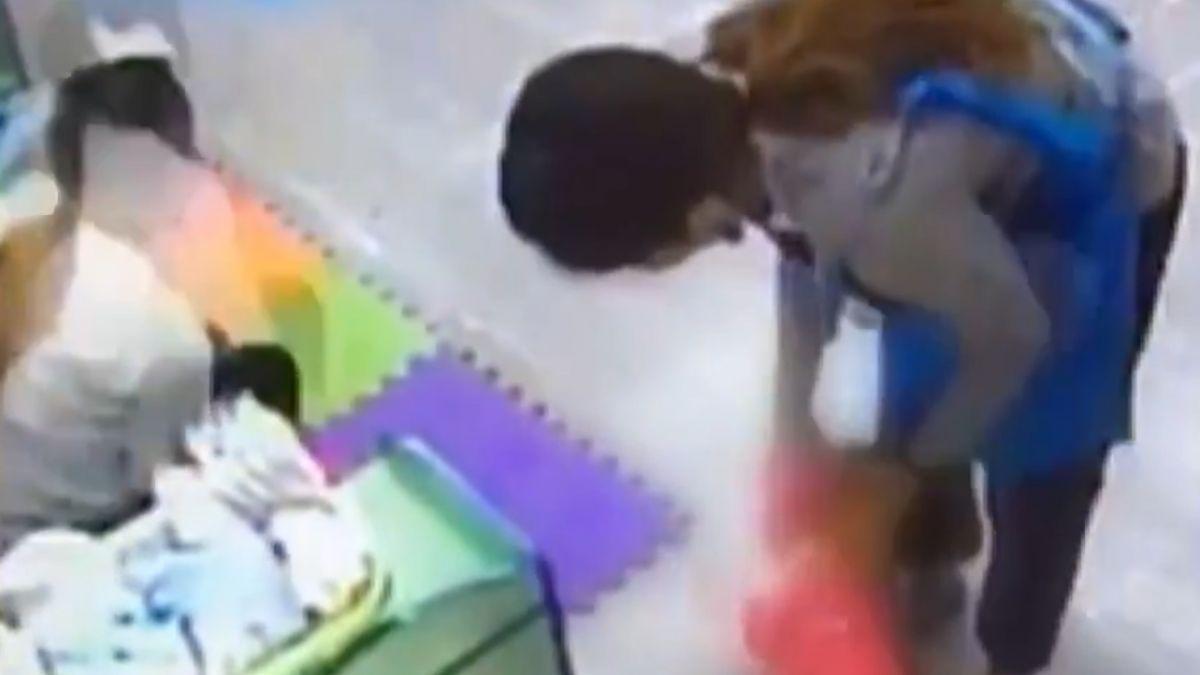 五星幼兒園屢爆虐童 家長怒吼:我們怎敢生孩子