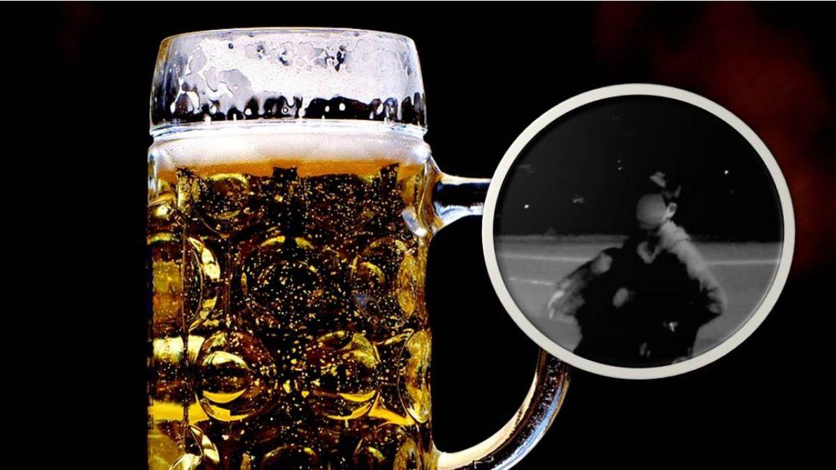 男友喝酒還溫馨接送 女子機車遭扣痛哭「我壓力很大」!