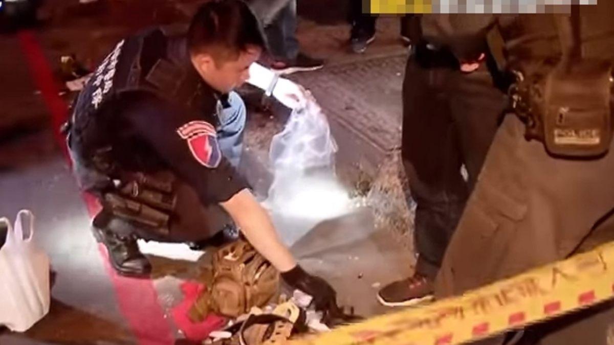【影片】高雄槍戰!警匪近距離駁火狂開22槍 擊斃嫌犯原因曝光