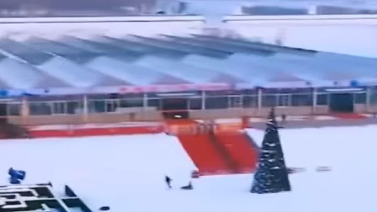 黃聖依嫁豪門 婆婆寵孫家中蓋滑雪遊樂場