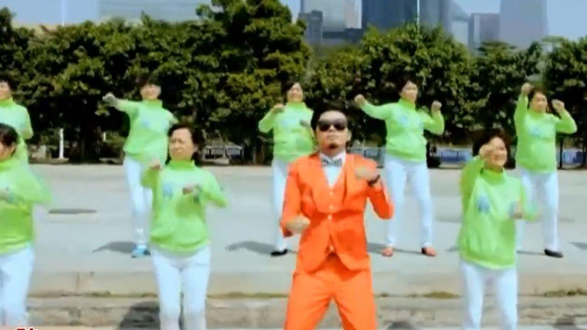 陸國民舞社會搖 飄洋過海「搖到台灣」