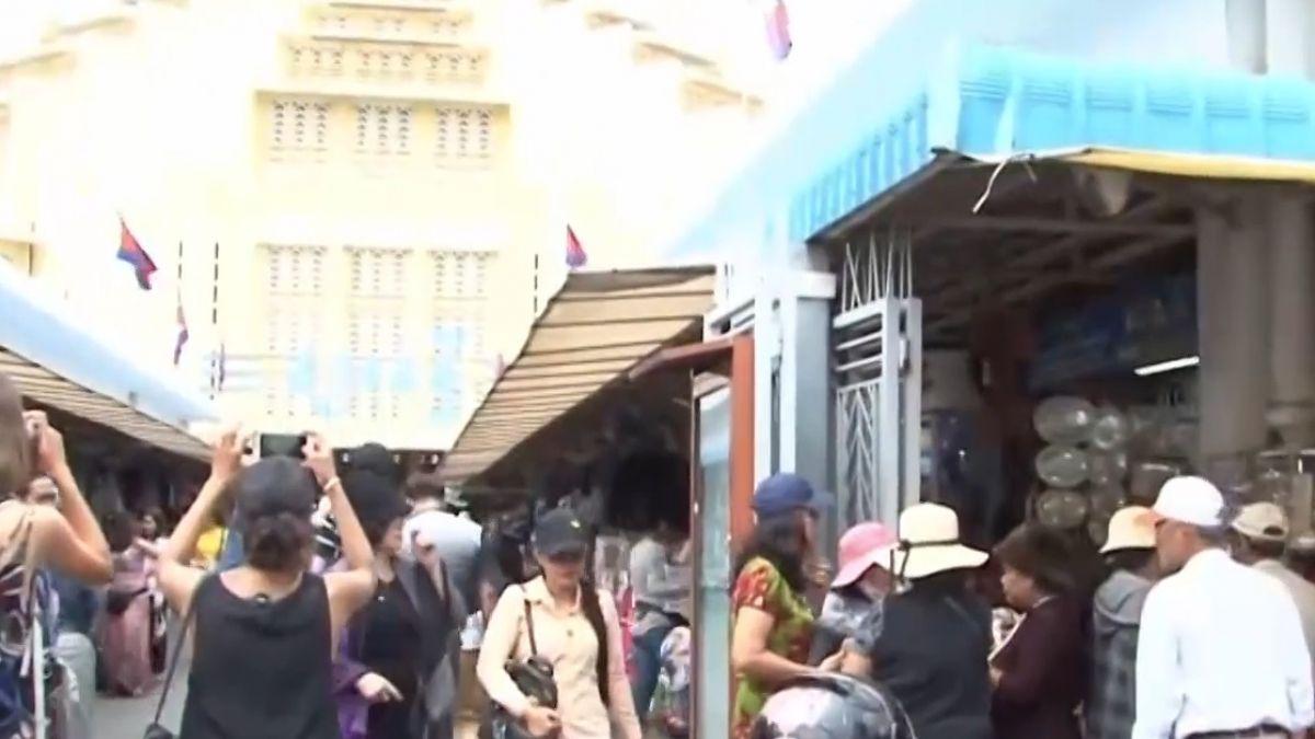半自由行服務興起 貼近柬國生活體驗