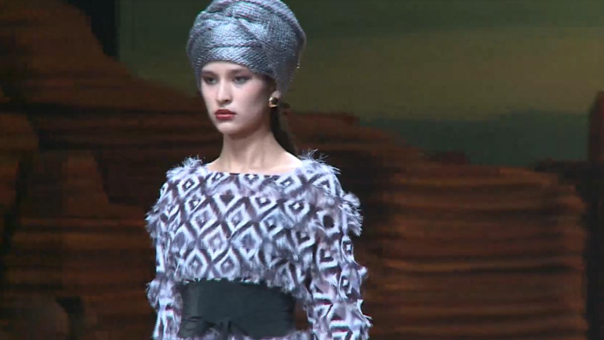 受一帶一路影響 大陸時尚界改走西域風