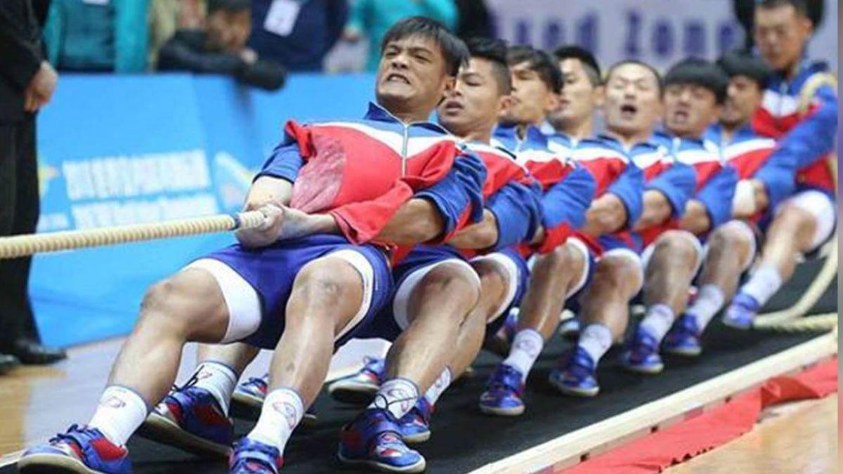 金牌回來了!拔河世界盃台灣慘遭「黑哨」大會認誤判!