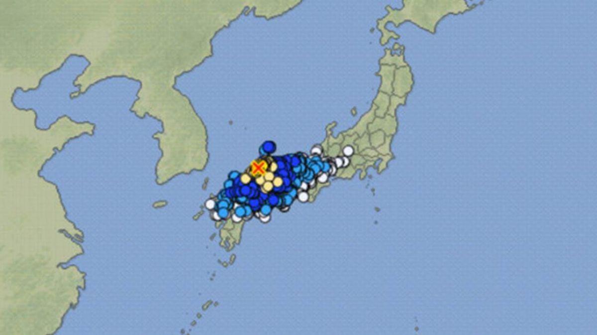日本島根縣發生規模6.1強震!4人傷171人避難