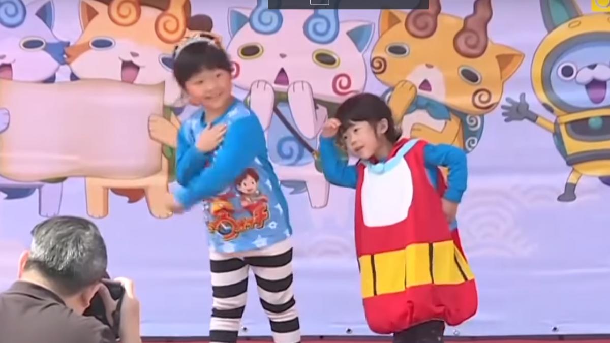 瘋妖怪手錶舞蹈賽 百對報名搶東京機票