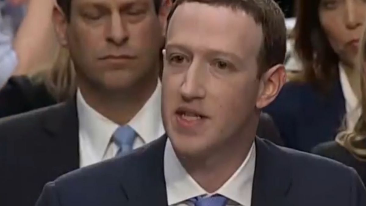 臉書洩隱私聽證會 祖克柏被「拷問」結巴8秒