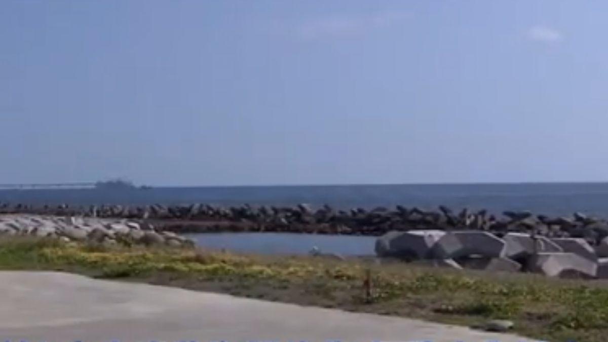 守護海岸線! 高市府將海堤綠化 打造安全城市