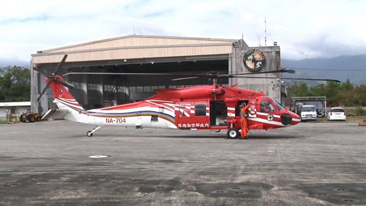 黑鷹直升機尋獲2具遺體 飛安會:考慮將繼續打撈