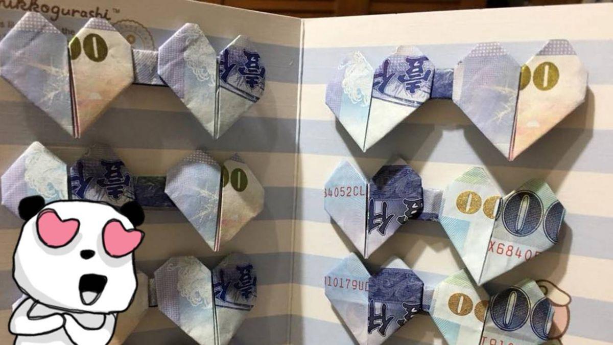 她生日收到「16顆藍愛心」再送日本機票  網嘆:別人的男友比較好