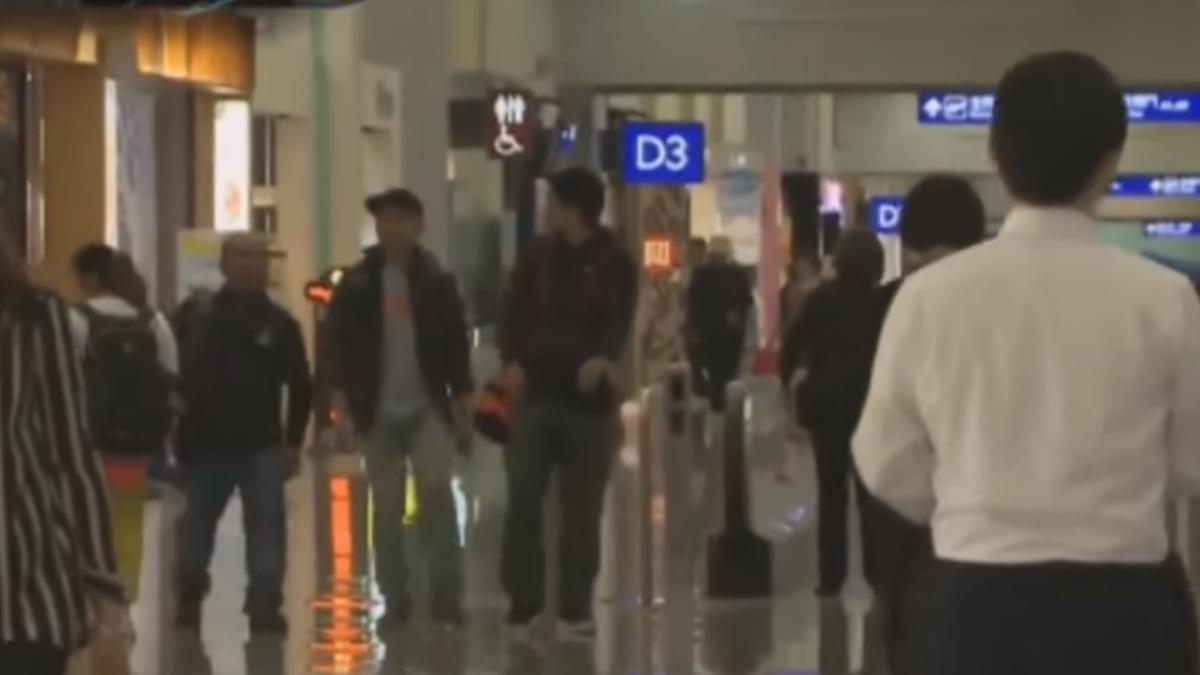 桃園機場又停電 第二航廈旅客無法順利登機