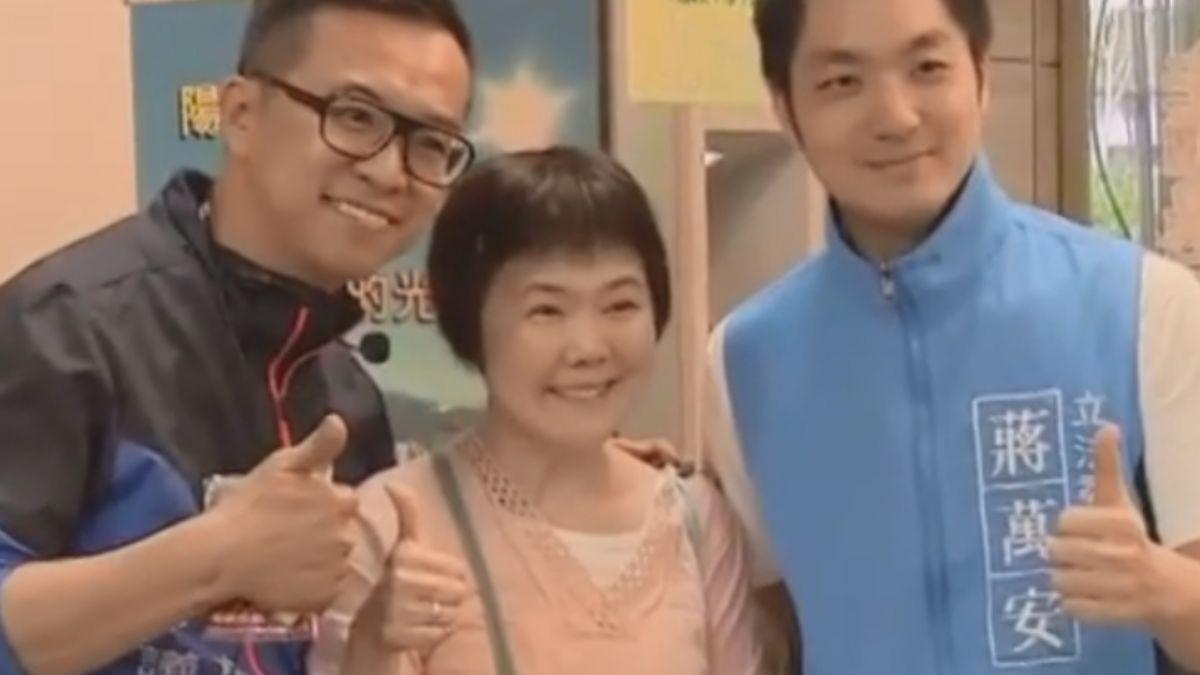 藍綠新一代政治明星 陳其邁、蔣萬安跨區輔選