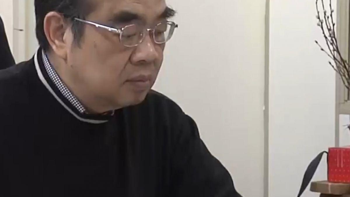 吳茂昆遭控赴陸 徐國勇:上海研討會的照片