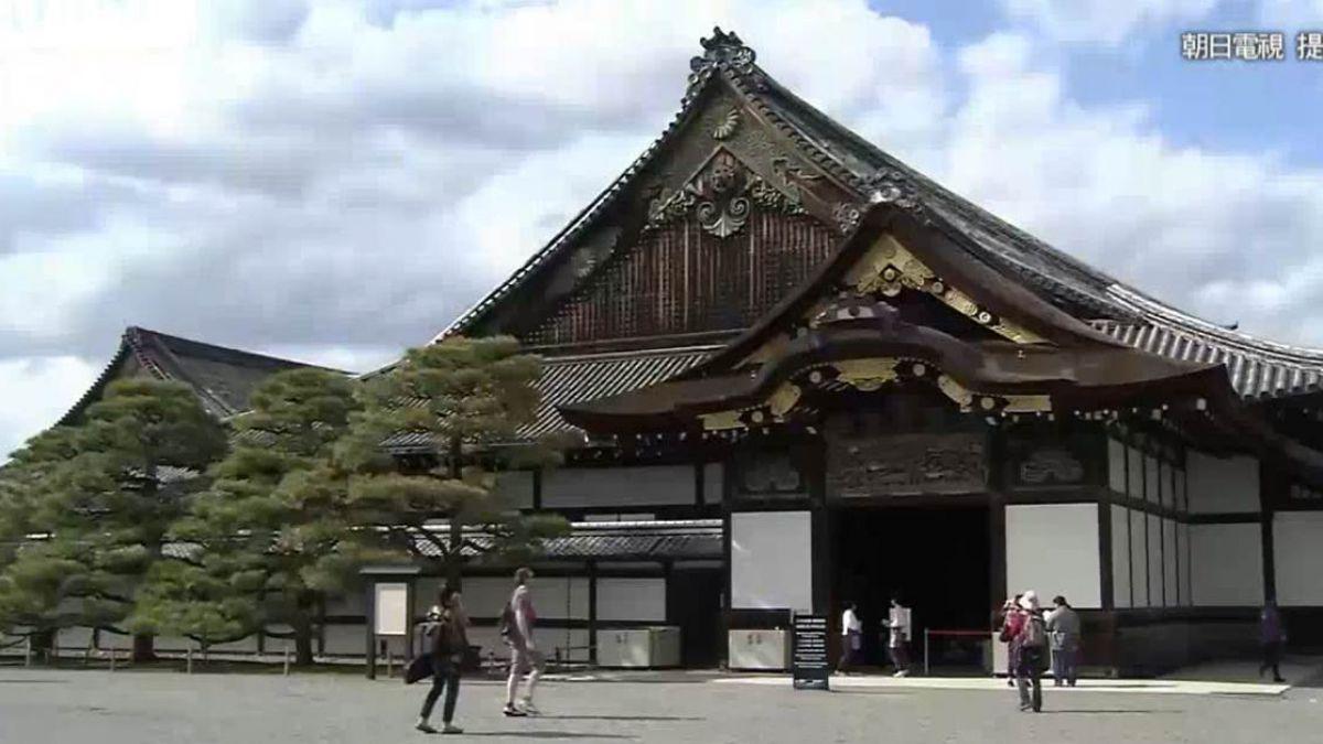 日本400年古蹟潑白粉!3台女二度犯案 遭逮稱「鎮壓亡靈」