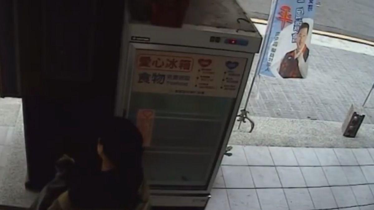 愛心冰箱食物當垃圾丟? 女惡劣行徑遭轟