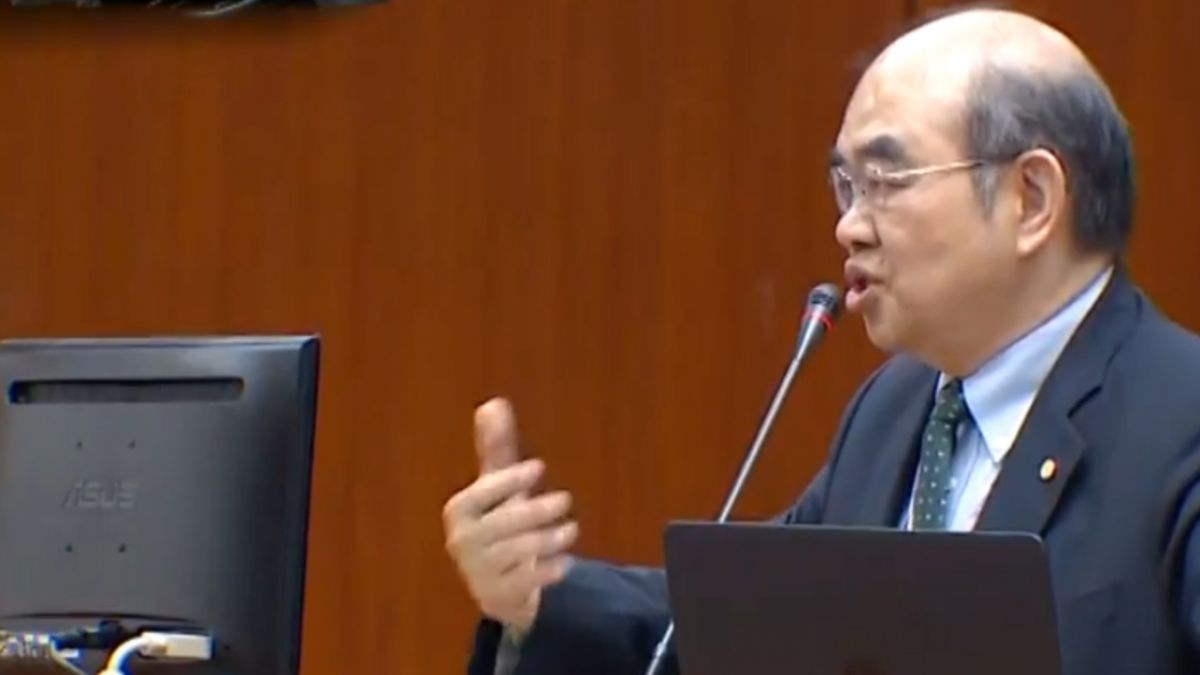 吳茂昆首立院備詢 遭爆拿東華專利在美開公司