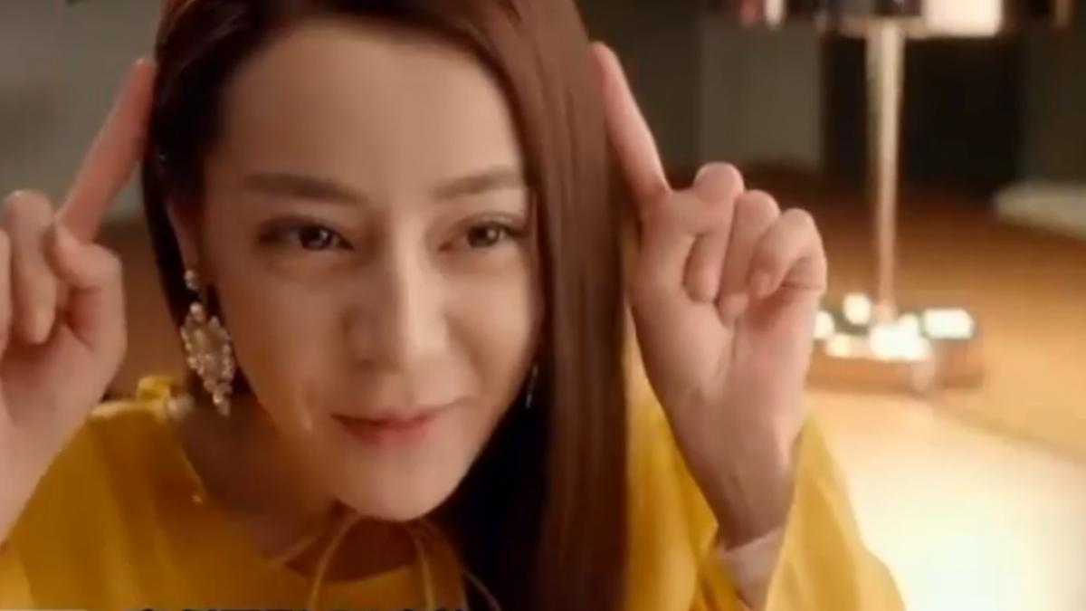 迪麗熱巴「零死角女神」 美圖讓日本網友瘋傳