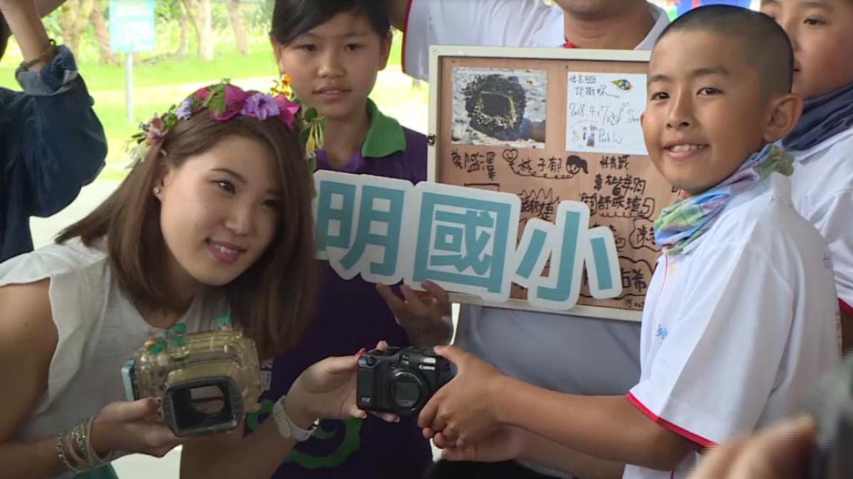台日相機情緣完美結局 日本女大生來台領回
