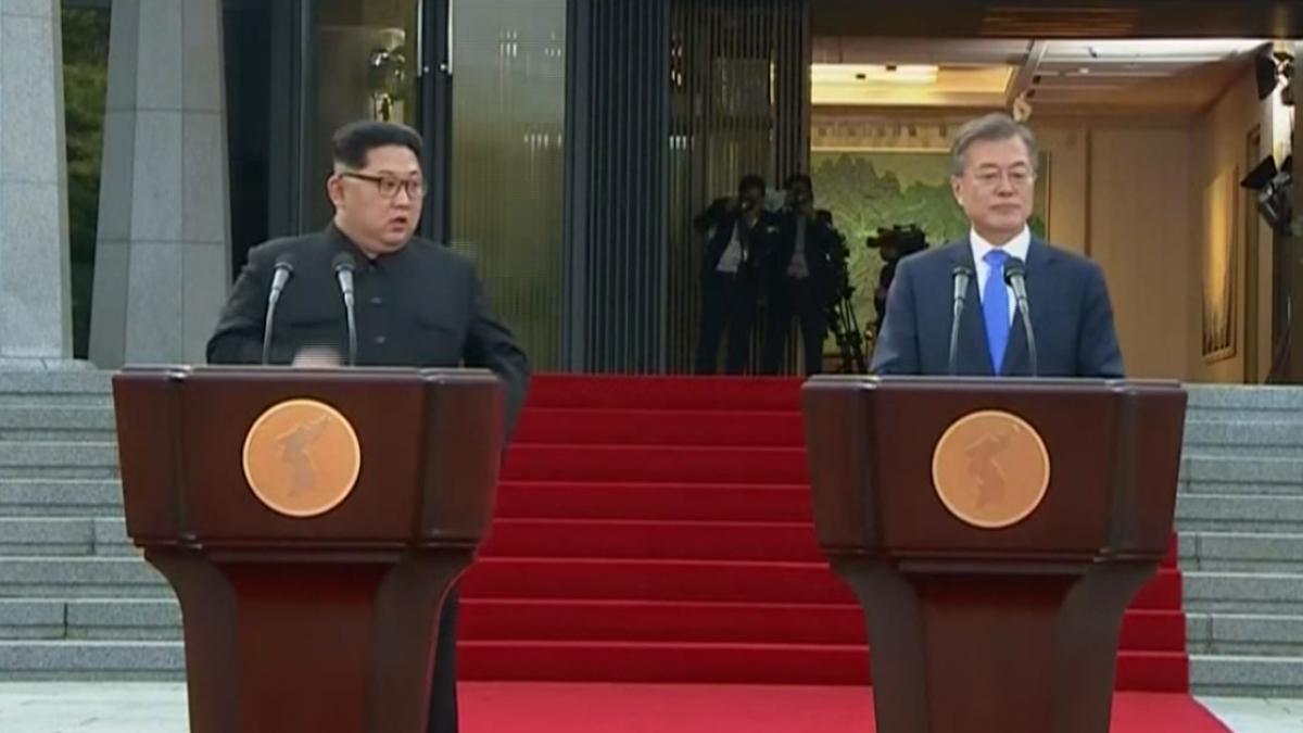 兩韓峰會達成無核化 能否落實引質疑