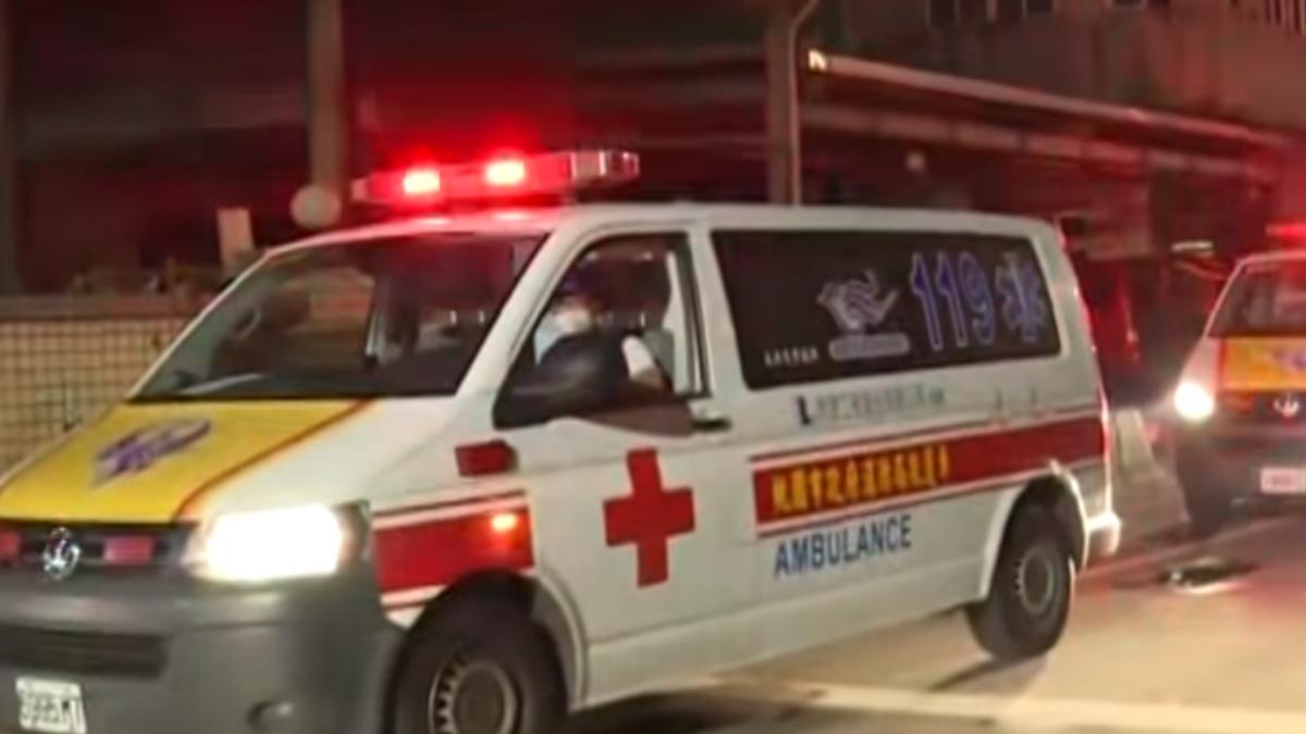 敬鵬廠大火持續延燒 內含化學物質搶救難