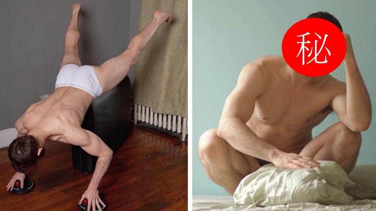 《新還珠》男星爆下海拍A片!全裸入鏡…撩人姿勢超軟Q