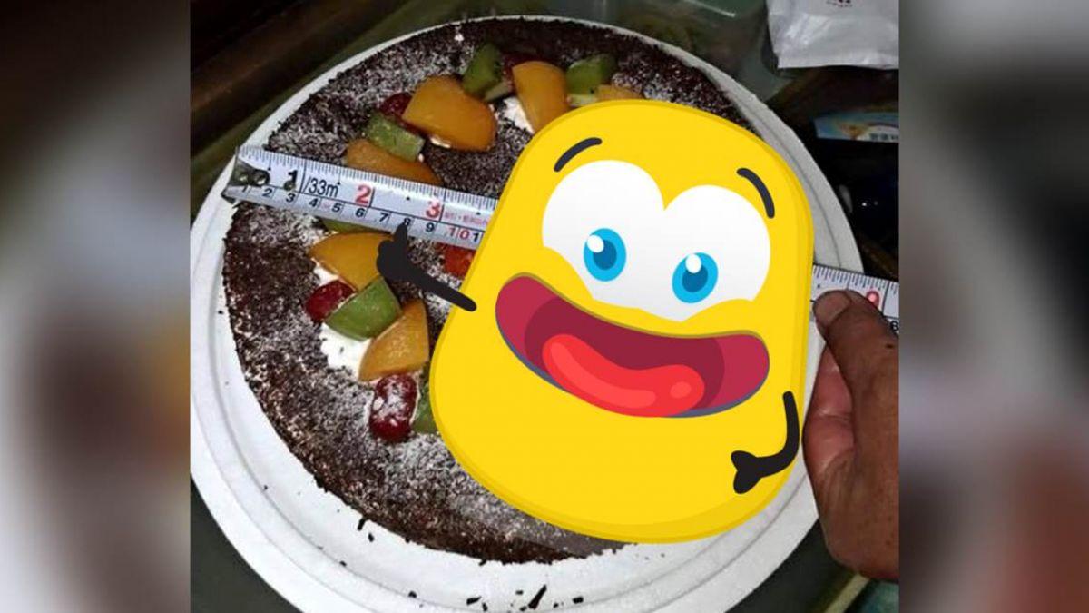 買10吋蛋糕 鐵尺一量怒PO網!網卻大推:會賣到缺貨