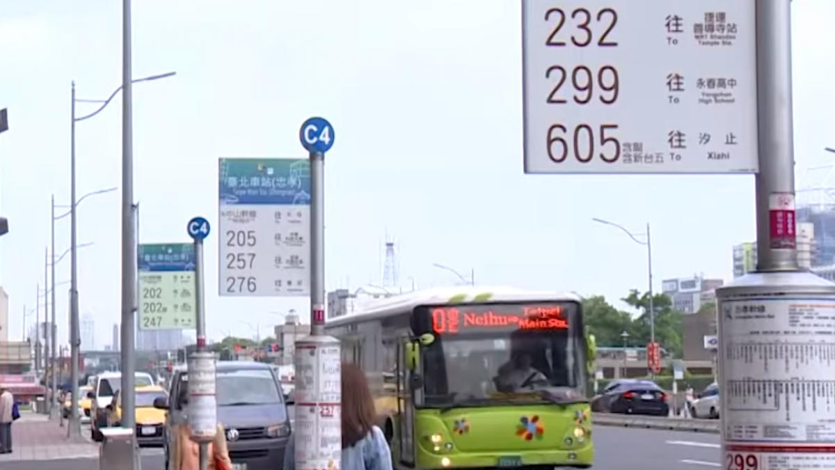 299公車跨雙北!經學校、捷運站 人多易遇「狼」