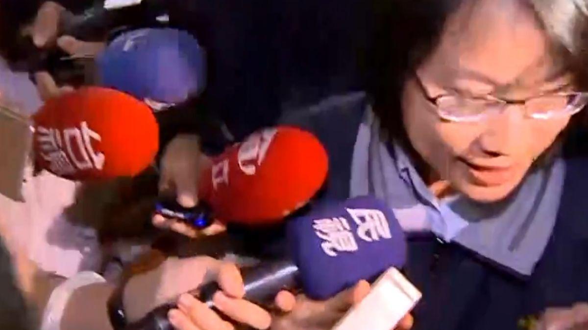 吳音寧自提加薪挨轟「自肥」 年薪達257.5萬元