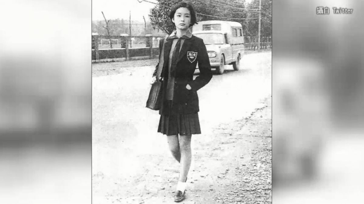 70年代台灣校花紅到日本!影中人被起底 是「台灣第一美女」