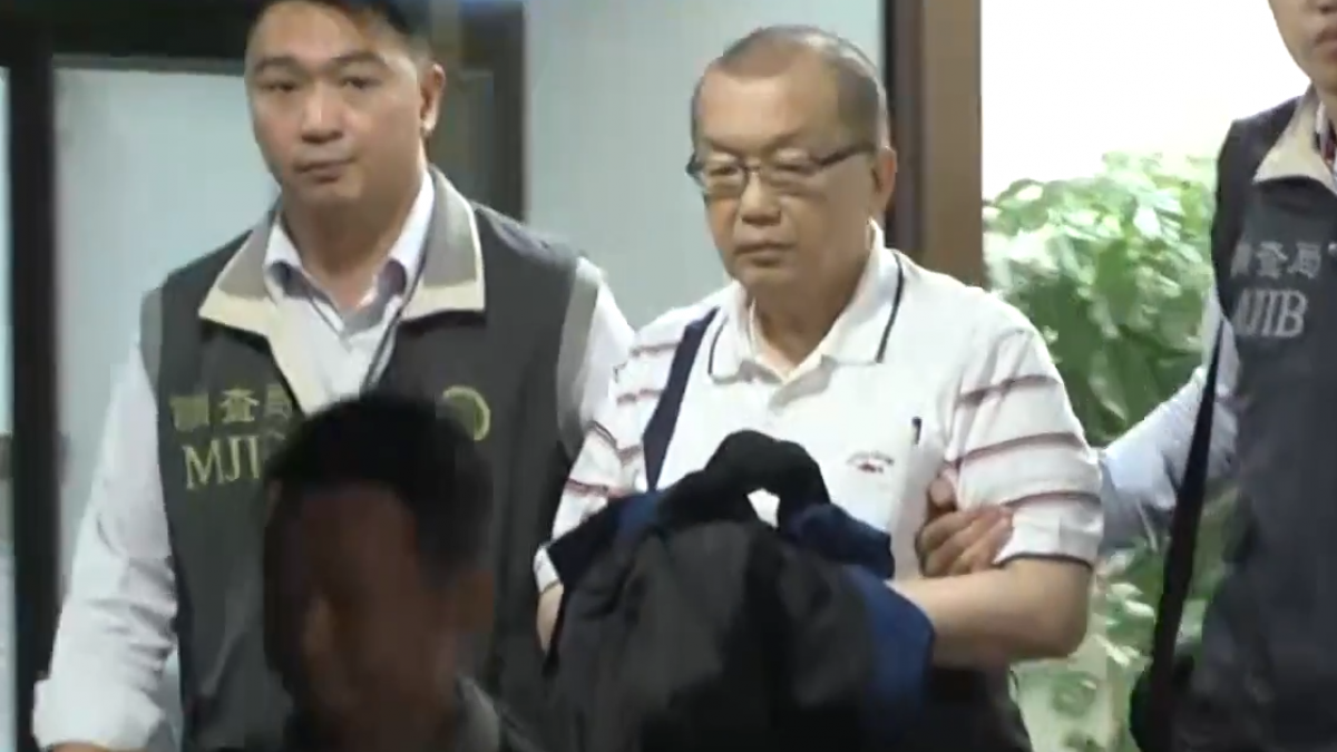 衣櫃藏1.3億現金!民政府秘書長林志昇涉詐欺