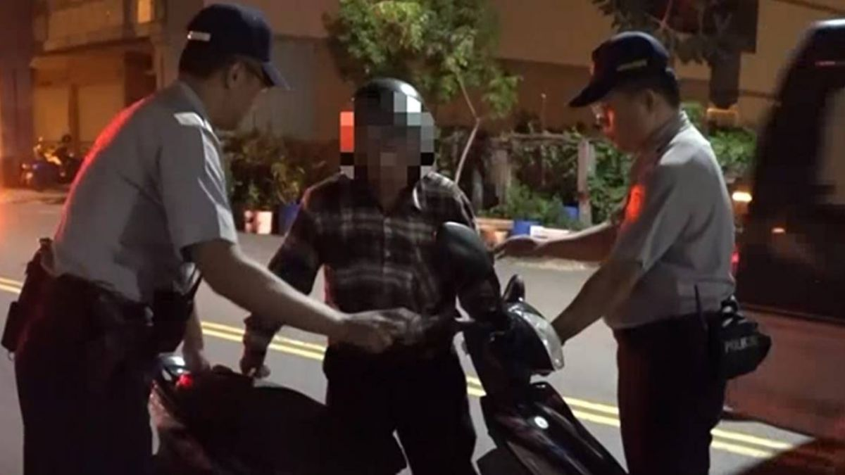 醉失態!男拒測跑給警察追 遭壓制抽血酒測值高達0.97