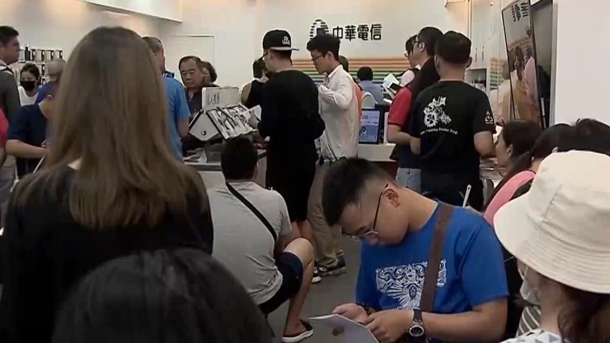 中華、台哥大、遠傳「陳述意見」 NCC周三決定開罰否