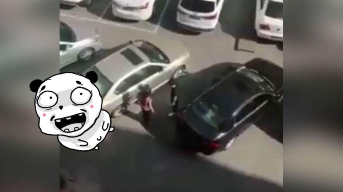 【影片】癡情男求交往…遭嗆「除非天上掉餡餅」!下秒網笑翻:神助攻